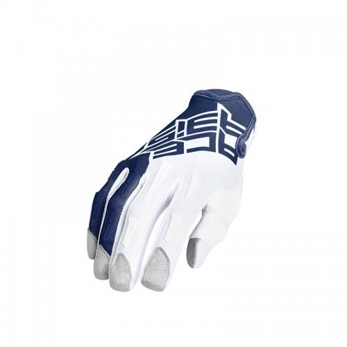 Γάντια Acerbis X-P MX _23408.245. _ μπλε-άσπρο