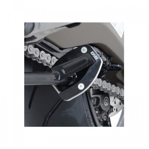 Sidestand extension R&G PKS0050SI Ducati Monster 821/1200/S/R 14- MTS 1200/S 1260/S