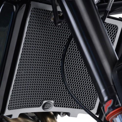 RADIATOR  GUARD R&G RAD0232BK KTM 790 DUKE 18