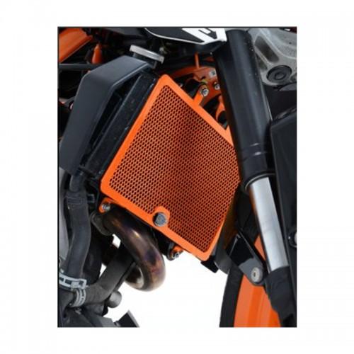 RADIATOR  GUARD R&G RAD0164BK KTM 390 DUKE -16 RC125/200/390 -14