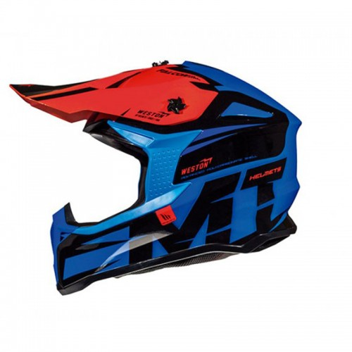 ΜΤ Falcon Weston Blue-Red