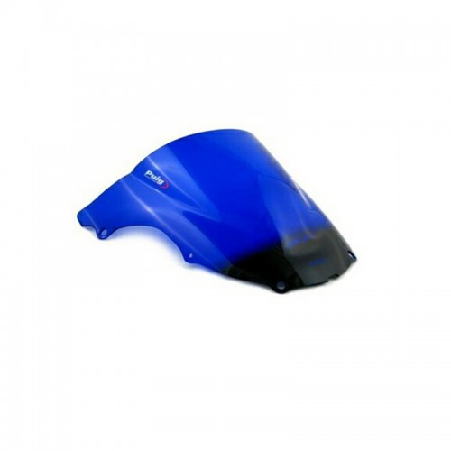 Windscreen racing Puig_1335A _ KAW ZX6R/RR 03-04'  Blue