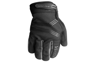 Windproof gloves Fovos black