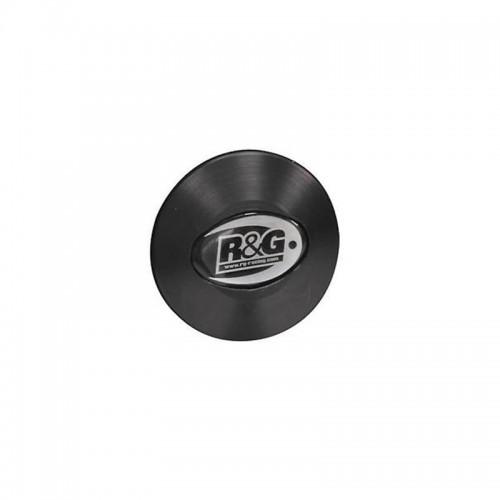 FRAME PLUG R&G FI0011BK CBR1000RR 08-LHS/ ZX06 07-08 RHS/ ZX6 09 LHS