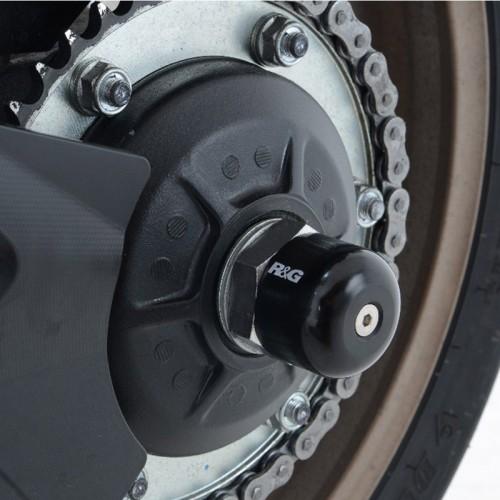 SWINGARM PROTECTOR R&G SP0060BK HONDA Crossrunner 800 2015- VFR800 14- LEFT ONLY