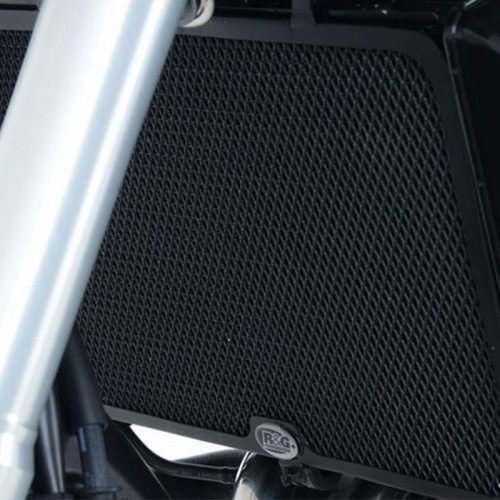 RADIATOR GUARD BLACK YAM TRACER/GT 18- , MT-09 17-