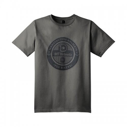 T-shirt MT Vintage Grey