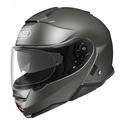 Shoei Neotec 2 anthracite metallic