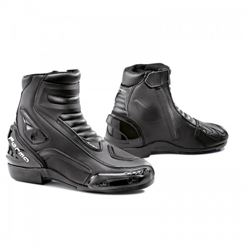 Forma Axel Leather Black