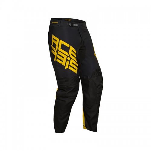 Παντελόνι Acerbis MX Caspian_ 23321.318 μαύρο-κίτρινο