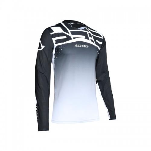 Μπλούζα Acerbis MX Sirio X-Flex_ 2331.315 μαύρο-άσπρο
