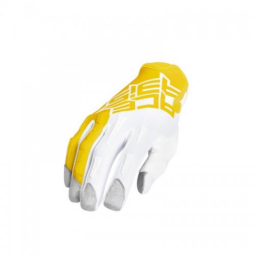 Γάντια Acerbis X-P MX _23408.273 κίτρινο-άσπρο
