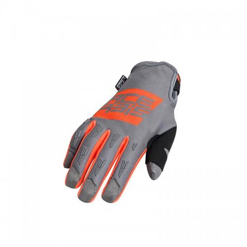 Γάντια Acerbis X-WP MX _ 23264.207 _ πορτοκαλί-γκρι