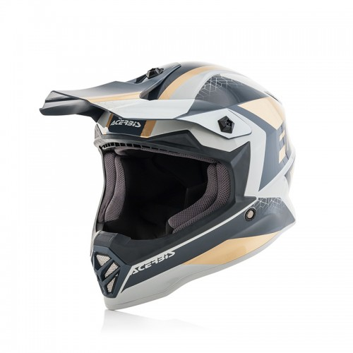 Acerbis Impact Steel Junior 23425.333 Gold_Grey