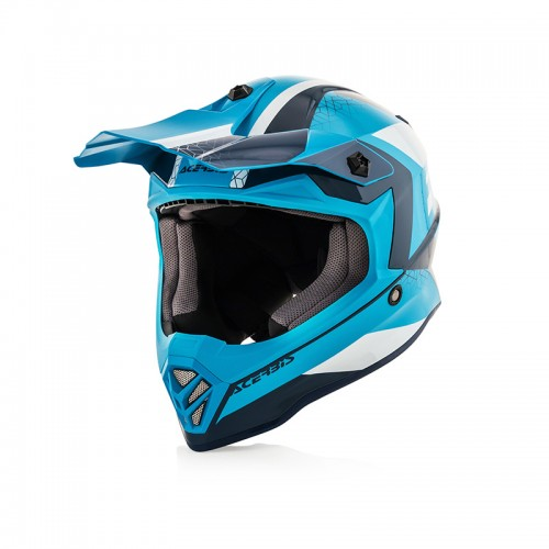 Acerbis Impact Steel Junior _ 23425.245 Blue-White