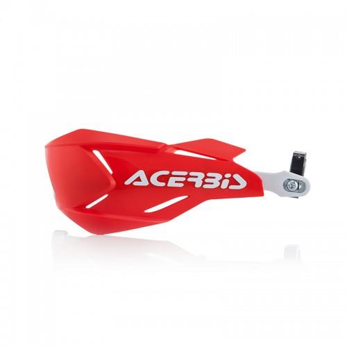 Προστασία χεριών Acerbis X-Factory _22397.343 κόκκινο-άσπρο