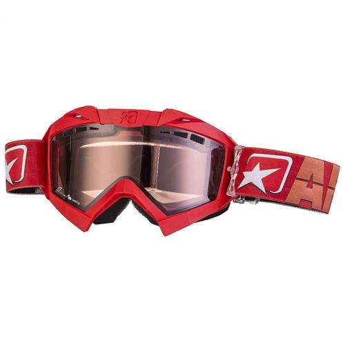 Μάσκα Ariete Adrenaline Primis 14001-ORC κόκκινη