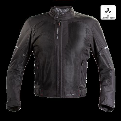 Μπουφάν Nordcode Jackal Air CE EN 17092 oversize μαύρο