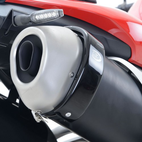 R&G Hexagonal Exhaust Protection  (SCORPION)