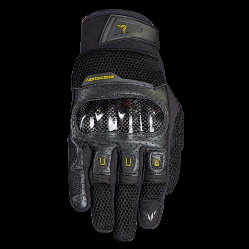 Γάντια Nordcode Air Tech μαύρο-fluo