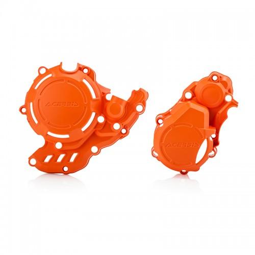 Acerbis X-Power_ 23469.011.016_ KTM EXC-F 250/350 '16 _ Orange