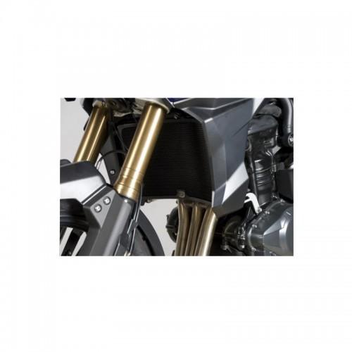 Radiator Guard Black TRIUMPH TIGER EXPLORER 1200 12-17