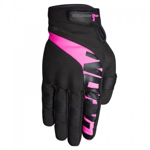 Γάντια Nordcode Glenn II lady μαύρο-φουξια