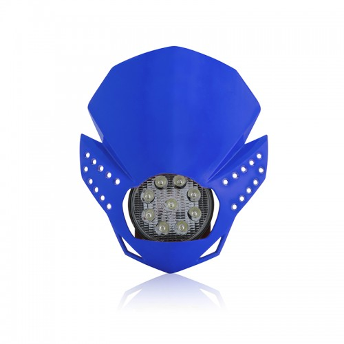 Μάσκα-φανάρι Acerbis Fulmine led _ 22772.040_ μπλε