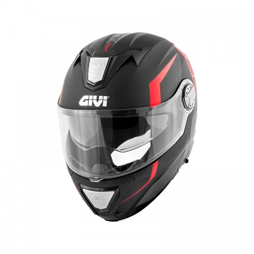 Givi HX23 Syndey Viper Matt Black/Orange