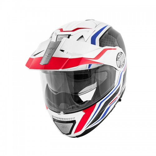 Κράνος Givi HX33 Canyon Layers White/Red/Blue
