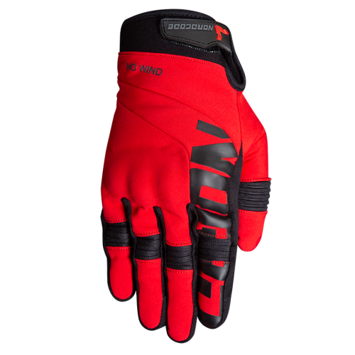Nordcode Glenn II Gloves Black-Red