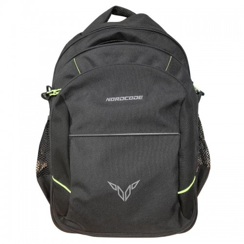 Nordcode Rider bag Black-Fluo
