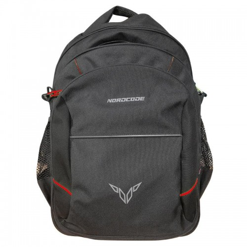 Nordcode Rider bag Black-Red