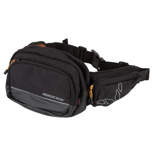 Nordcode Front bag Black