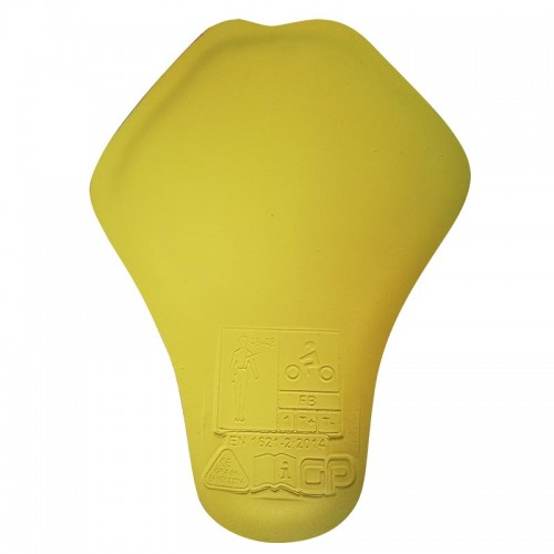 Nordcode Back Protector CE En 1621-2 Black-Yellow