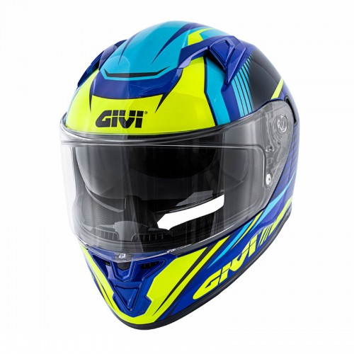 Givi H50.6 Stoccarda Glade Blue-Yellow