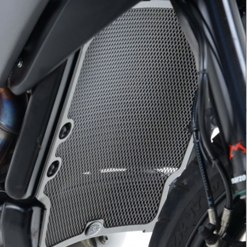 RADIATOR & OIL COOLER GUARD,MV AGUSTA 800 RIVALE/STRADALE 800 15-